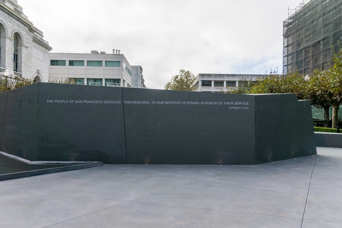 San Francisco Veterans Memorial Superior Tile Amp Stone