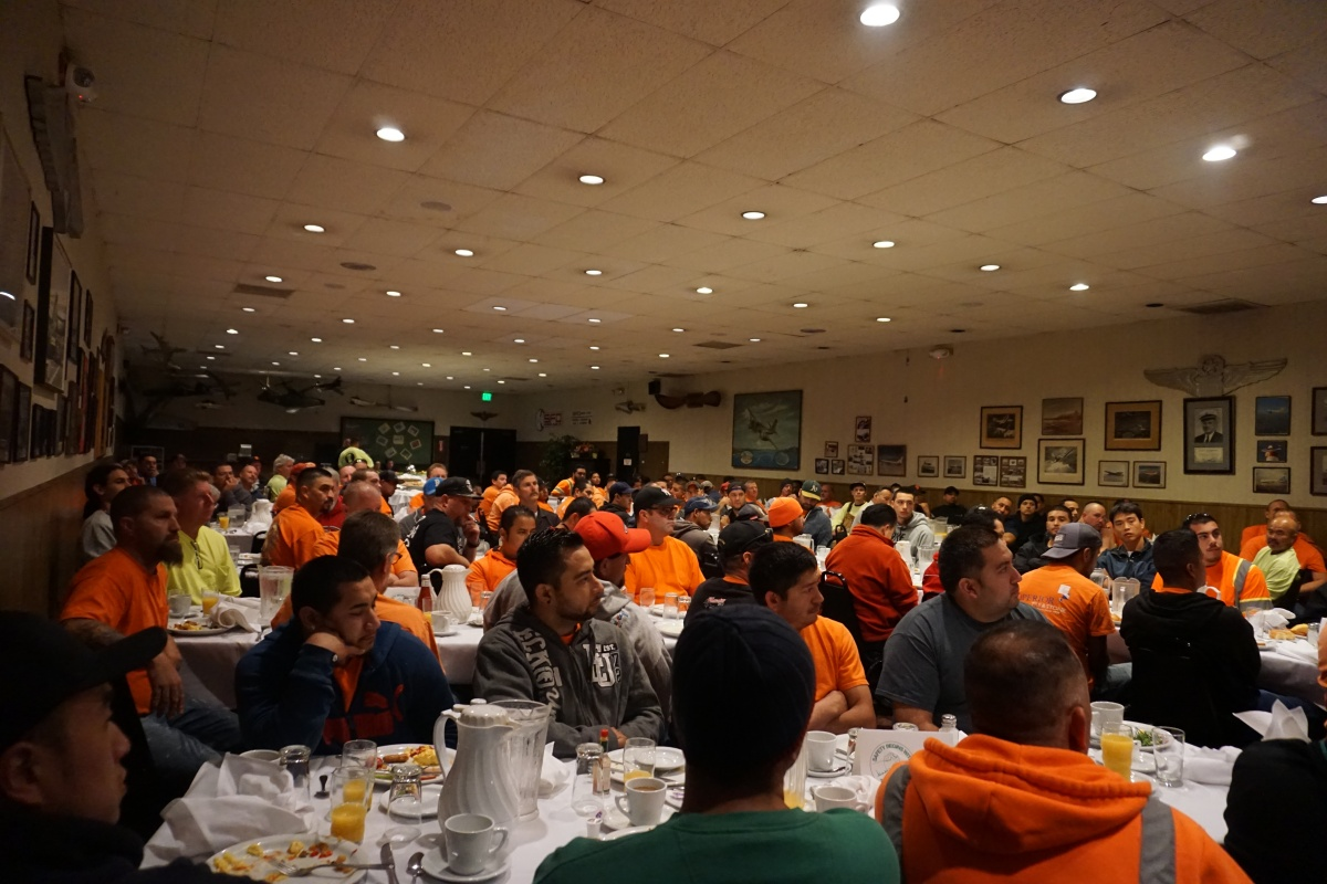 Superior Tile Stone Semi Annual Safety Meeting Oct 2017