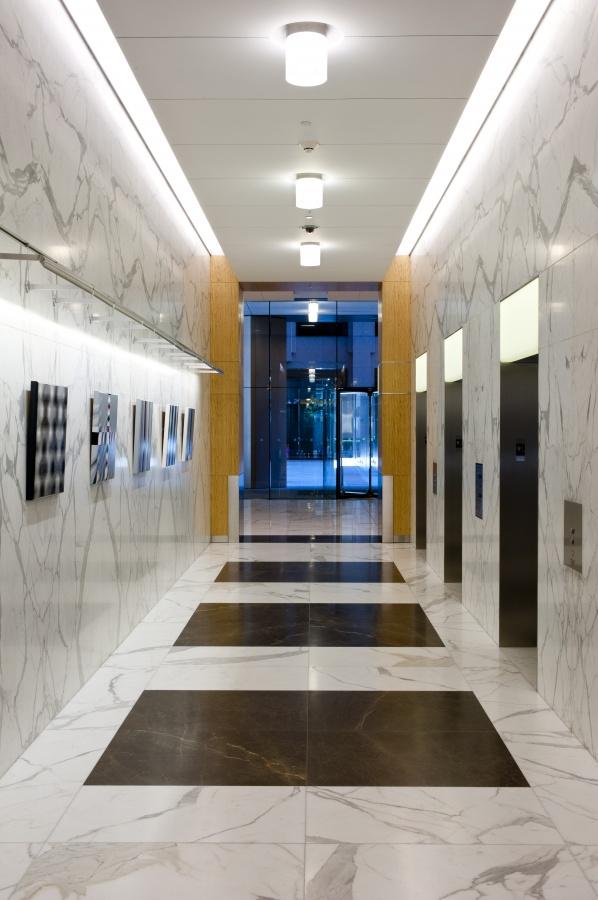 425 Market Street Lobby Renovation Superior Tile Amp Stone