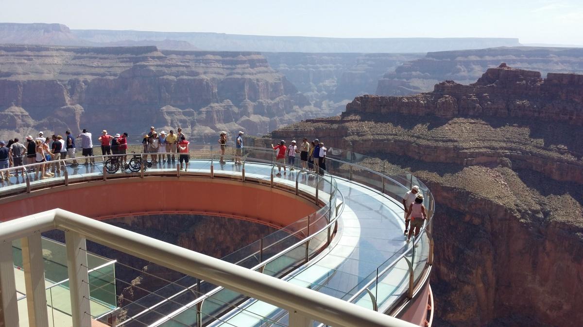 Grand Canyon Skywalk Superior Tile Amp Stone Ca Nv Or Wa