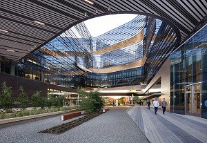 Samsung Headquarters Project San Jose CA Commercial Tile and Stone by Superior Tile and Stone San Leandro CA